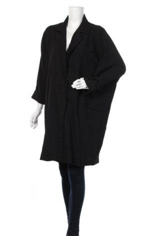 Дамско палто Steffen Schraut, Размер 5XL, Цвят Черен, Цена 84,11лв.