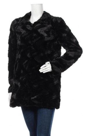 Дамско палто Vero Moda, Размер M, Цвят Черен, Полиестер, Цена 54,00лв.