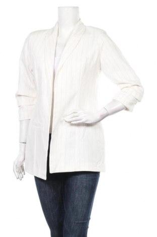 Дамско сако, Размер S, Цвят Бял, Цена 39,00лв.