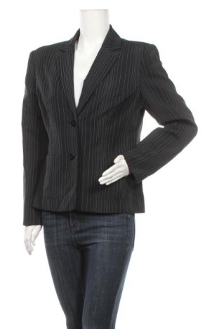 Дамско сако, Размер L, Цвят Черен, Полиестер, Цена 12,10лв.