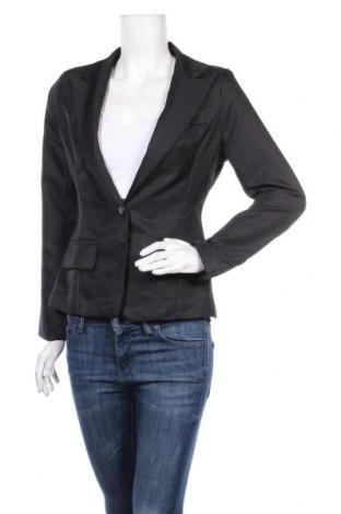 Дамско сако, Размер M, Цвят Черен, Цена 5,80лв.