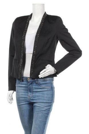 Дамско сако, Размер S, Цвят Черен, Цена 22,68лв.