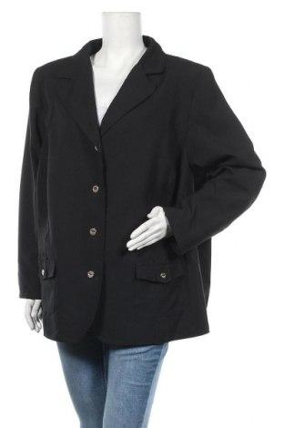 Дамско сако, Размер 3XL, Цвят Черен, Цена 23,21лв.