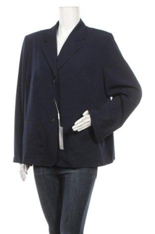 Дамско сако, Размер XL, Цвят Син, Цена 47,04лв.
