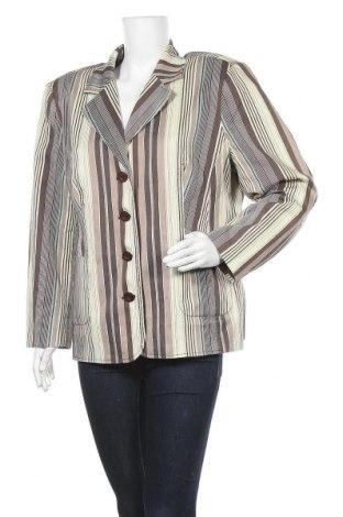 Дамско сако, Размер XL, Цвят Многоцветен, 97% памук, 3% еластан, Цена 5,46лв.