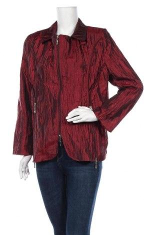 Дамско сако, Размер XL, Цвят Червен, 100% полиестер, Цена 7,09лв.