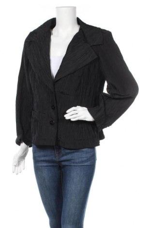 Дамско сако, Размер XL, Цвят Черен, 51% полиестер, 49% полиамид, Цена 6,04лв.