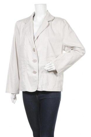 Дамско сако, Размер XXL, Цвят Бежов, Цена 4,83лв.