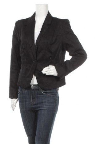 Дамско сако, Размер L, Цвят Черен, Цена 19,32лв.