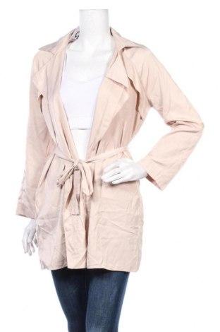 Γυναικείο μπουφάν Ally, Μέγεθος S, Χρώμα  Μπέζ, Πολυεστέρας, Τιμή 8,87€