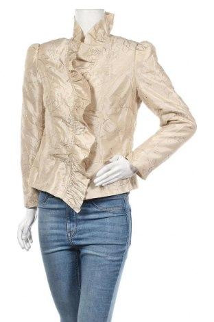 Дамско сако Amy Vermont, Размер M, Цвят Бежов, 60% полиамид, 40% полиестер, Цена 7,09лв.