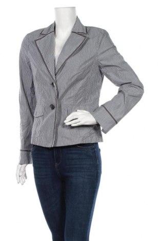 Дамско сако Anne L., Размер M, Цвят Сив, 97% памук, 3% еластан, Цена 6,83лв.