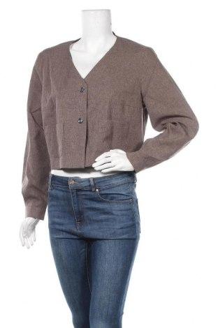 Γυναικείο σακάκι Apart, Μέγεθος L, Χρώμα  Μπέζ, Πολυεστέρας, Τιμή 7,96€