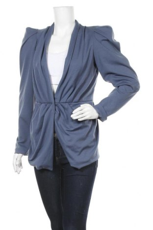 Γυναικείο σακάκι Apart, Μέγεθος S, Χρώμα Μπλέ, 78% πολυεστέρας, 19% βισκόζη, 3% ελαστάνη, Τιμή 12,57€
