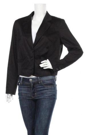 Дамско сако Avanti, Размер XL, Цвят Черен, 97% памук, 3% еластан, Цена 7,09лв.