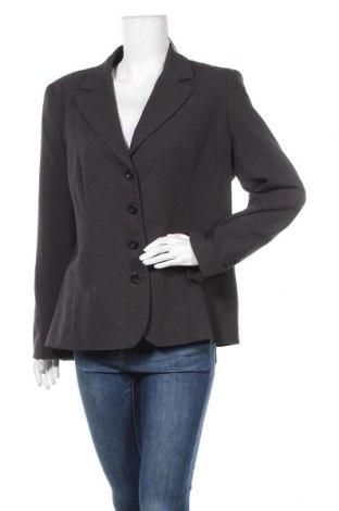 Γυναικείο σακάκι Bexleys, Μέγεθος XL, Χρώμα Γκρί, 63% πολυεστέρας, 33% βισκόζη, 4% ελαστάνη, Τιμή 5,73€