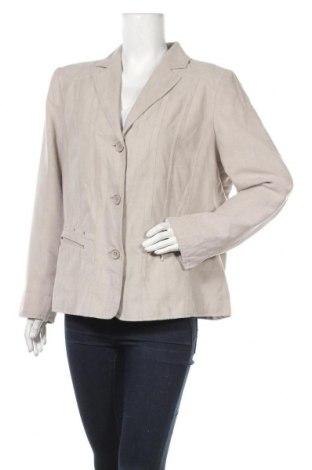 Дамско сако Bexleys, Размер XL, Цвят Бежов, Полиестер, Цена 5,88лв.