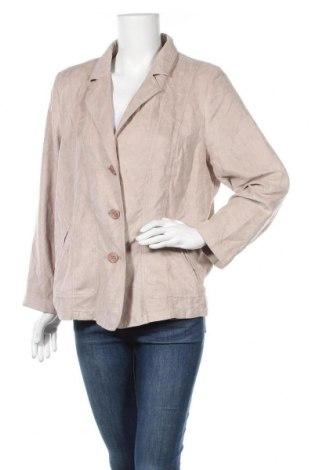 Дамско сако Bexleys, Размер XL, Цвят Бежов, Полиестер, Цена 17,64лв.