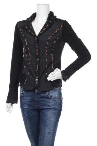 Дамско сако Biba, Размер S, Цвят Черен, 92% вискоза, 8% еластан, Цена 6,30лв.