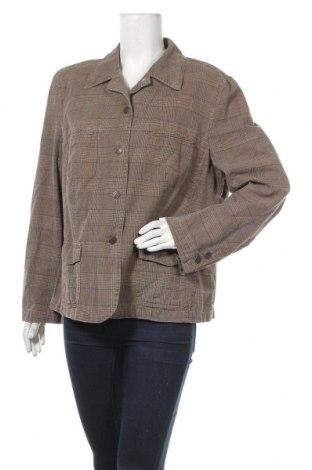 Дамско сако Canda, Размер XL, Цвят Кафяв, Памук, Цена 4,62лв.