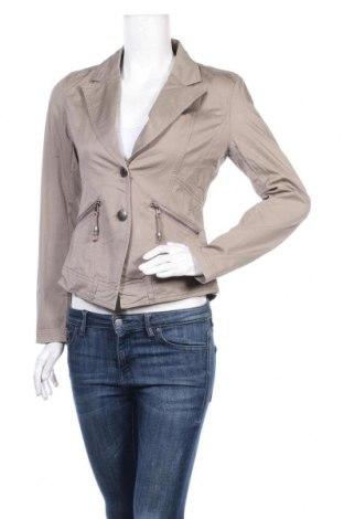 Дамско сако Casa Blanca, Размер M, Цвят Бежов, 97% памук, 3% еластан, Цена 3,00лв.