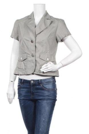 Дамско сако Casa Blanca, Размер M, Цвят Сив, Памук, Цена 3,00лв.