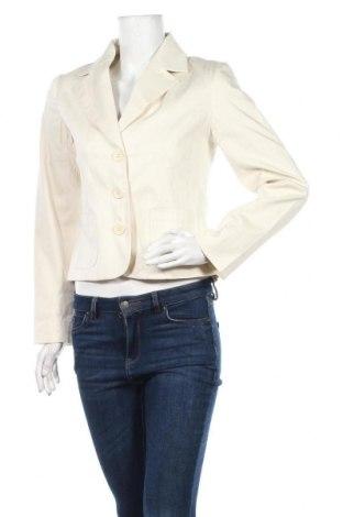 Дамско сако Clockhouse, Размер M, Цвят Бежов, 97% памук, 3% еластан, Цена 18,38лв.