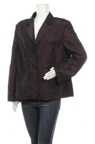Дамско сако Erfo, Размер XL, Цвят Кафяв, 70% полиестер, 30% полиамид, Цена 15,02лв.