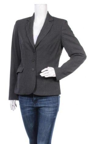 Дамско сако Esprit, Размер L, Цвят Сив, 65% полиестер, 32% вискоза, 3% еластан, Цена 12,80лв.