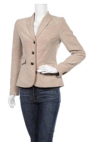 Дамско сако Esprit, Размер S, Цвят Бежов, 90% полиестер, 10% полиамид, Цена 7,25лв.