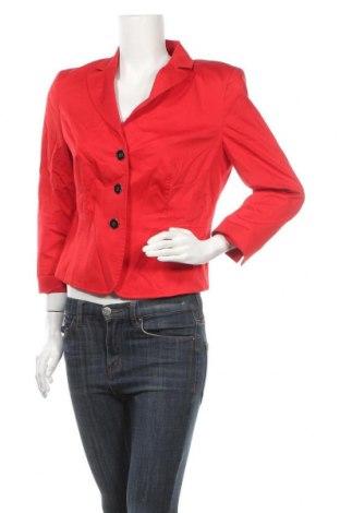 Дамско сако Gerry Weber, Размер M, Цвят Червен, 97% памук, 3% еластан, Цена 30,87лв.