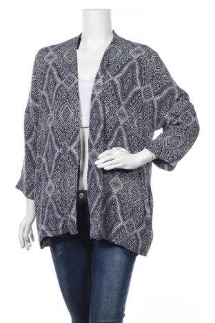Дамско сако H&M, Размер S, Цвят Син, Вискоза, Цена 19,85лв.