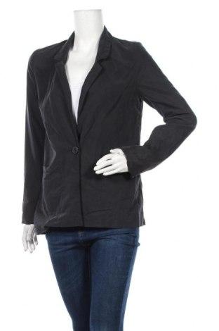 Дамско сако H&M Divided, Размер M, Цвят Черен, 70% модал, 30% полиестер, Цена 10,50лв.