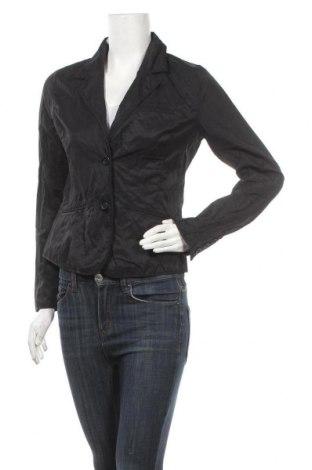 Γυναικείο σακάκι IX-O, Μέγεθος M, Χρώμα Μαύρο, 53% βαμβάκι, 42% πολυαμίδη, 5% μεταλλικά νήματα, Τιμή 3,68€