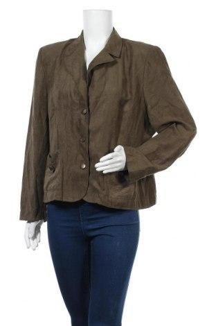 Γυναικείο σακάκι Infinity, Μέγεθος XL, Χρώμα Πράσινο, 100% πολυεστέρας, Τιμή 4,86€