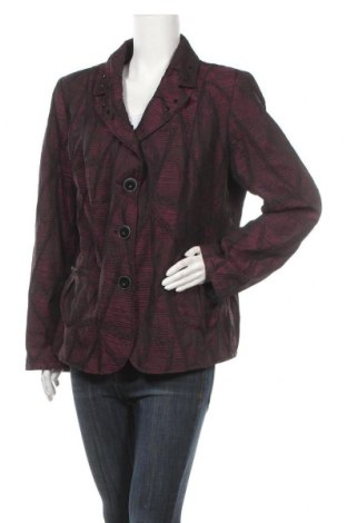 Дамско сако Kirsten, Размер XL, Цвят Лилав, 99% полиестер, 1% еластан, Цена 17,01лв.