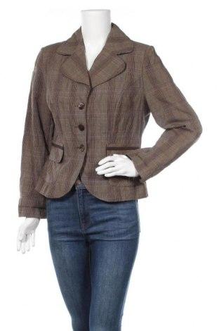 Дамско сако Laura, Размер L, Цвят Многоцветен, 96% памук, 3% полиестер, 1% еластан, Цена 6,83лв.