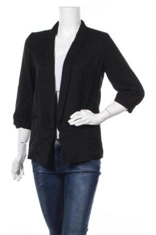 Дамско сако Lauren Conrad, Размер S, Цвят Черен, 89% вискоза, 11% полиамид, Цена 6,52лв.