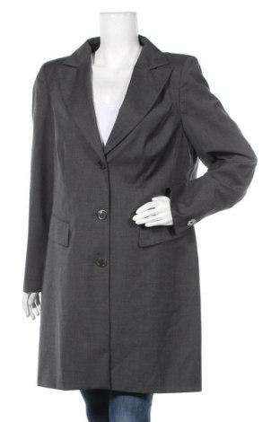 Дамско сако Madeleine, Размер XL, Цвят Сив, Вълна, Цена 58,01лв.
