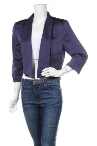 Дамско сако Marie Lund, Размер L, Цвят Син, Полиестер, Цена 18,90лв.