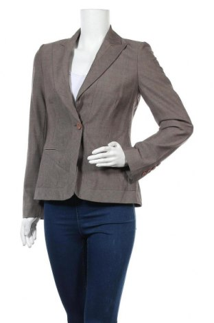 Дамско сако Marks & Spencer, Размер M, Цвят Сив, 57% ацетат, 43% полиамид, Цена 14,47лв.