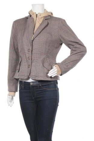 Дамско сако Mbj, Размер M, Цвят Многоцветен, 97% памук, 3% еластан, Цена 7,35лв.