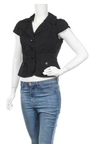 Γυναικείο σακάκι Miss Etam, Μέγεθος S, Χρώμα Μαύρο, 100% πολυεστέρας, Τιμή 5,36€