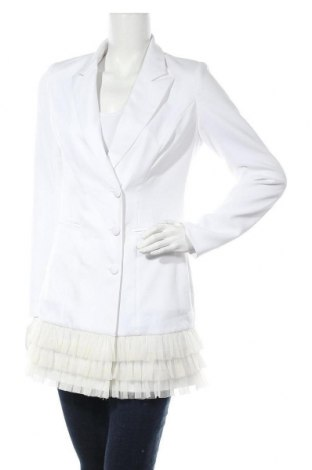 Дамско сако Missguided, Размер S, Цвят Бял, Цена 31,68лв.