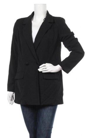 Дамско сако Missguided, Размер S, Цвят Черен, 90% полиестер, 10% еластан, Цена 44,25лв.