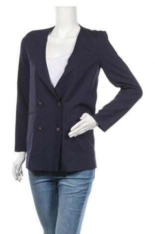 Γυναικείο σακάκι Mohito, Μέγεθος XS, Χρώμα Μπλέ, 87% πολυεστέρας, 13% ελαστάνη, Τιμή 17,07€