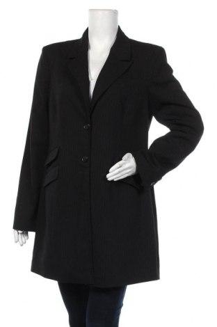 Дамско сако More & More, Размер XL, Цвят Черен, 50% полиестер, 48% вискоза, 2% еластан, Цена 23,94лв.