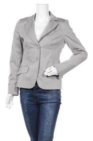 Дамско сако My Own, Размер M, Цвят Сив, 65% памук, 32% полиестер, 3% еластан, Цена 27,30лв.