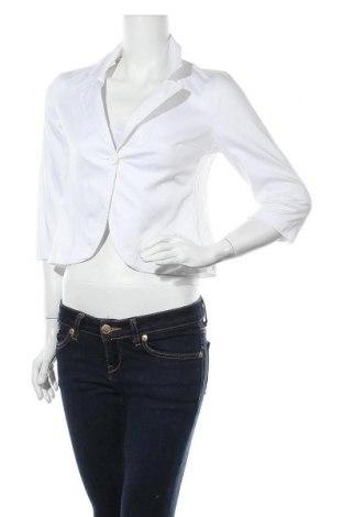Γυναικείο σακάκι Nuna Lie, Μέγεθος S, Χρώμα Λευκό, Τιμή 5,91€