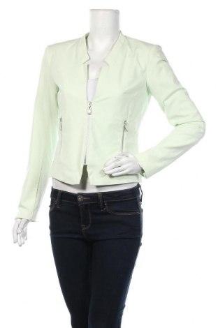 Дамско сако ONLY, Размер M, Цвят Зелен, 70% полиестер, 25% вискоза, 5% еластан, Цена 16,17лв.